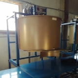 Миксер для производства сырьевой смеси